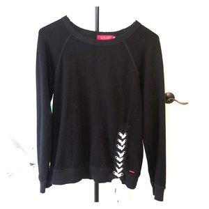 n:Philanthropy Black Sweatshirt - S